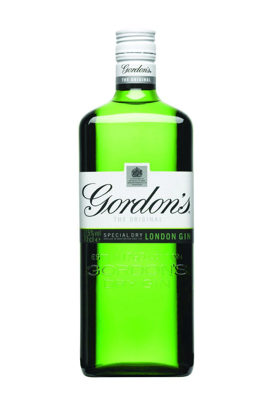 GORDON'S LONDON DRY GIN INGHILTERRA cl 100