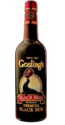 GOSLING'S BLACK SEAL Bermuda dark Rum cl 70