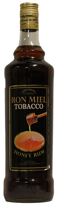 TOBACCO RON MIEL Nadal  rum al miele honey cl 100