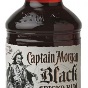 Capitan Captain Morgan Black Spiced Rum cl 100